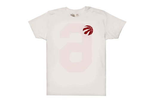 """Lou & The Six"": Drake Unveils Toronto Raptors Playoff T-Shirts"