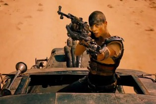 'Mad Max: Fury Road' Trailer #4 Starring Charlize Theron & Tom Hardy