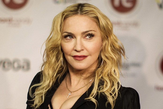 Madonna Protests Censorship on Instagram