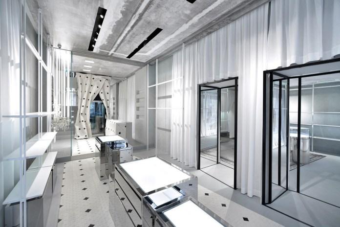 Maison Margiela Opens Its New Milan Flagship Store