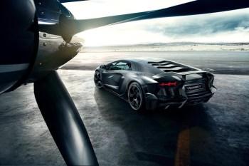 "MANSORY Carbonado ""Black Diamond"" Lamborghini Aventador LP700-4"