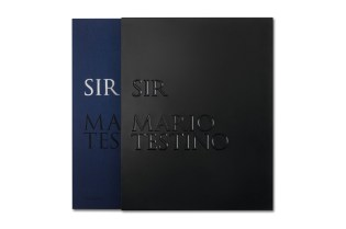 """Mario Testino Launches Book """"SIR"""" on Male Fashion Photography"""