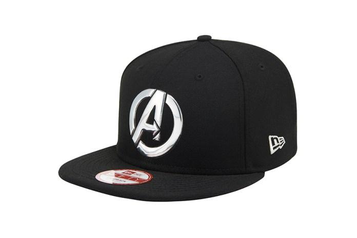 Marvel x New Era Korea 'Avengers: Age of Ultron' Capsule Collection