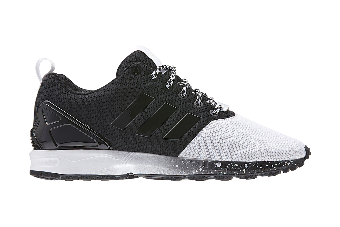 "mi adidas Originals ZX Flux ""Color Split"" & ""Heel Cage"" Packs"