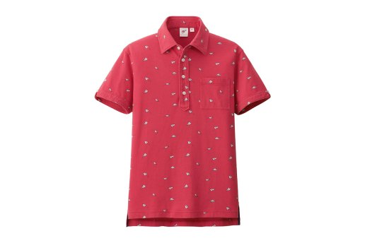 """Michael Bastian x Uniqlo 2015 Spring/Summer """"Up In The Air"""" Polo Collection"""