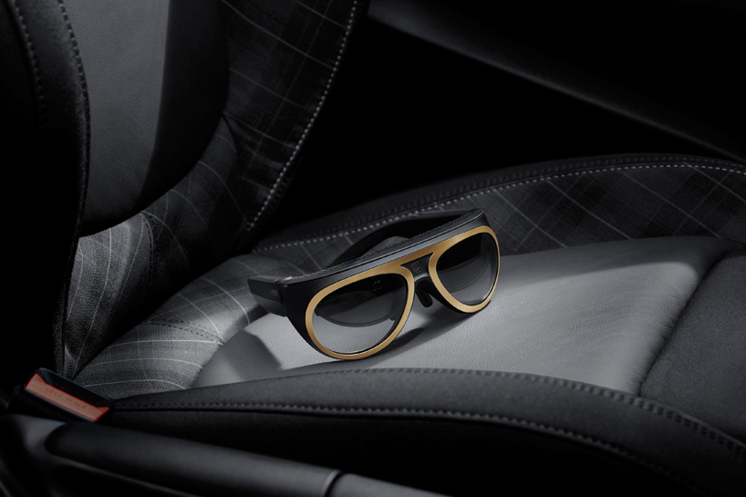 MINI Unveils New Augmented Reality Eyewear to Enhance Driver Safety