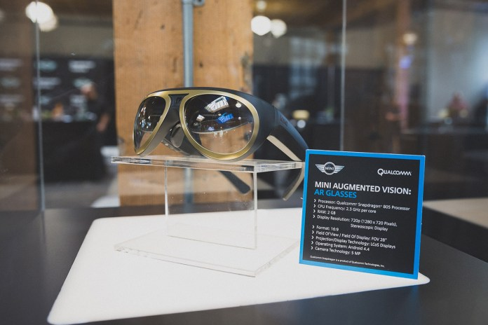 MINI Augmented Vision Eyewear Launch in San Francisco Event Recap