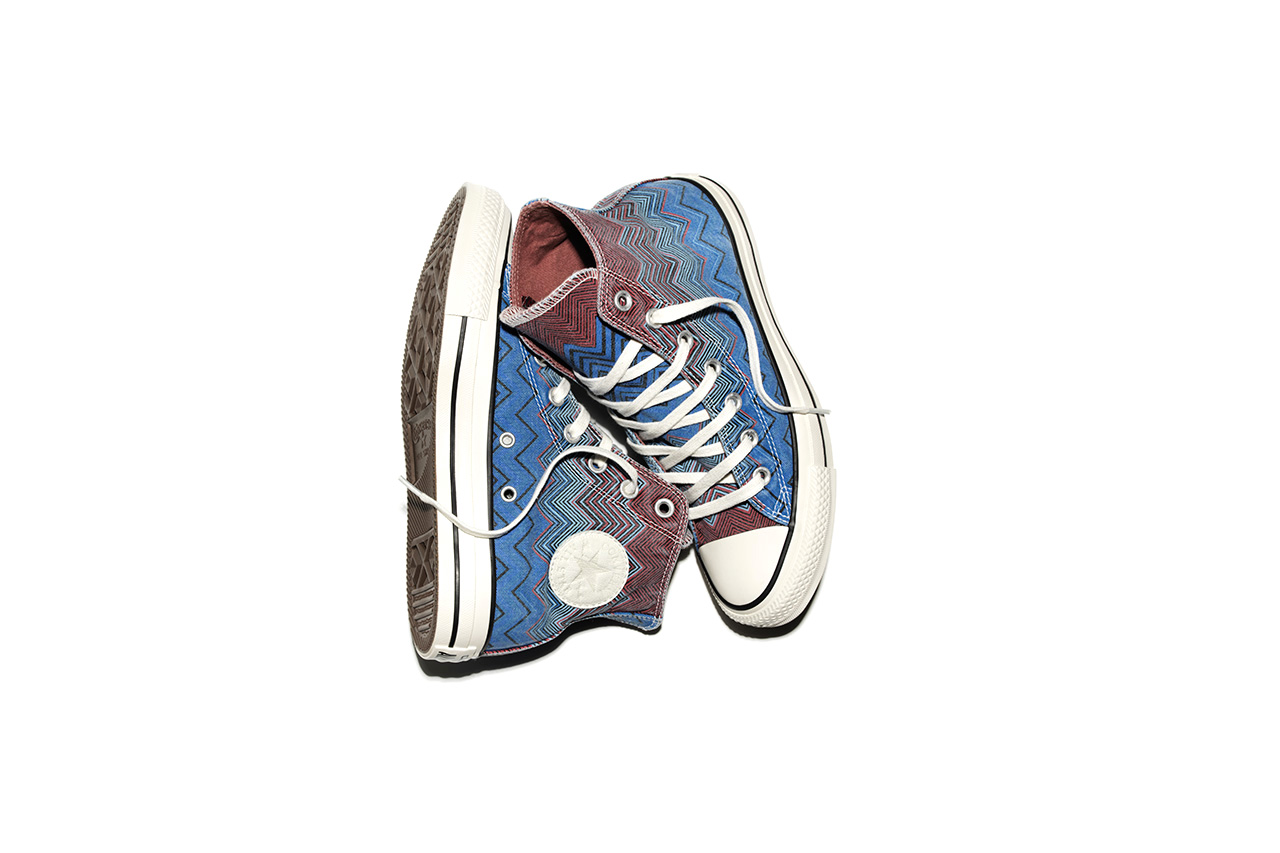 Missoni x Converse 2015 Spring Chuck Taylor All Star Collection