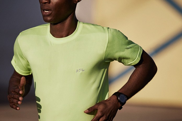 MR PORTER Debuts an Upscale Athletic Performance Gear E-Store