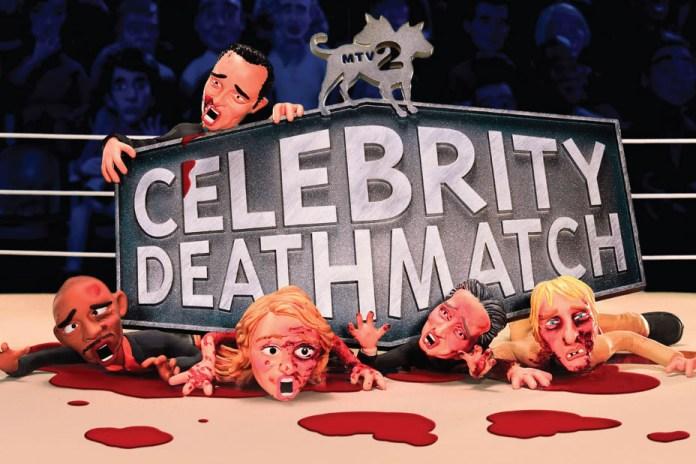 MTV2 to Bring Back 'Celebrity Deathmatch'