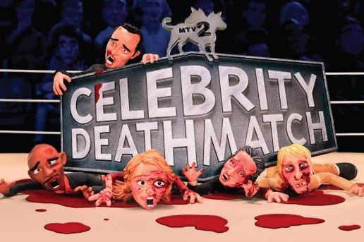 MTV2 to Bring Back 'Celebrity Deathmatch'