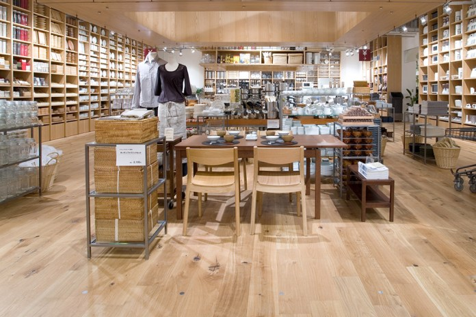 Muji Announces Reduced Pricing on Over 650 Items
