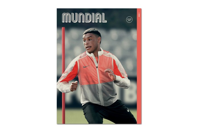 'Mundial' Magazine Issue #1