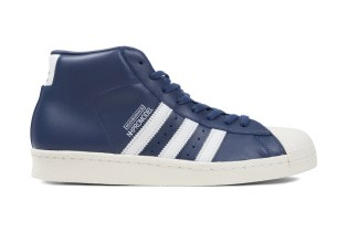 "NEIGHBORHOOD x adidas Originals Pro Model ""Night Marine"""