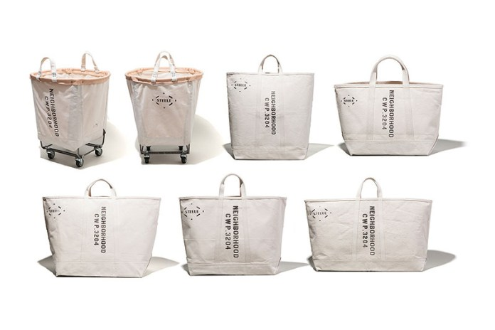 NEIGHBORHOOD x STEELE Canvas 2015 Luggage Capsule