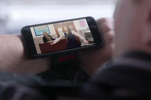 Netflix Mocks Apple Watch in New Commercial
