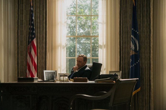 Netflix Renews 'House of Cards' for Season Four
