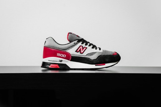 New Balance 1500 Riders Club Gray/Red
