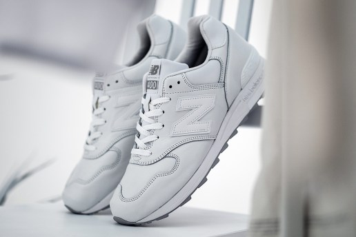 "New Balance 2015 Spring/Summer ""White Instinct"" Pack"