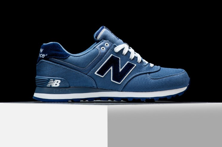 "New Balance 574 ""Pique Polo"" Pack"