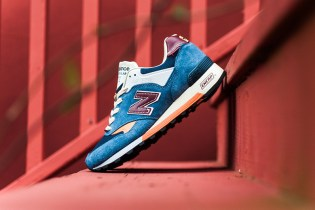 "New Balance M577TBO Test Match ""Blue/Red/Orange"""
