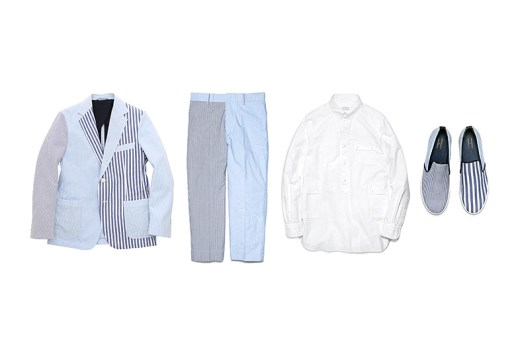 Nick Wooster x UNITED ARROWS 2015 Spring/Summer Collection