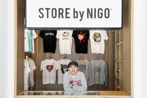 NIGO® to Unveil New Store in Tokyo