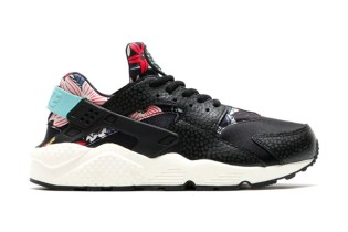 Nike 2015 Spring/Summer WMNS Air Huarache Run Print Pack