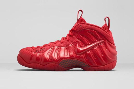 "Nike Air Foamposite Pro ""Gym Red"""