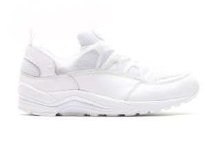 "Nike Air Huarache Light ""Triple White"""