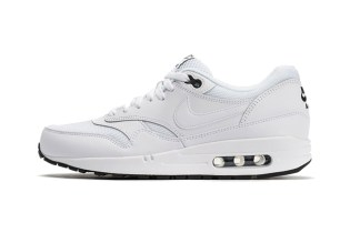 Nike Air Max 1 Essential White/Black
