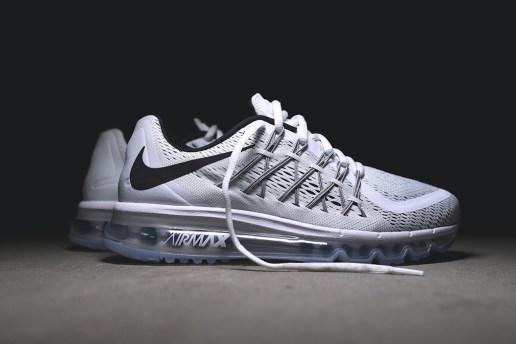 Nike Air Max 2015 White/Black