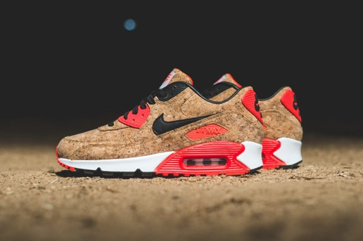 "What's the Problem With the Nike Air Max 90 ""Cork""?"