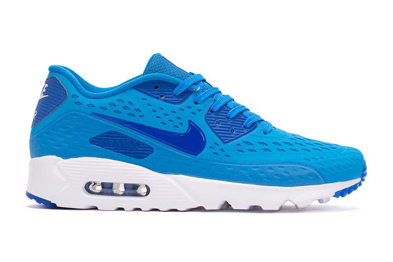 "Nike Air Max 90 Ultra BR ""Light Photo Blue"""