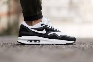 Nike Air Max Lunar1 Breeze White/Black