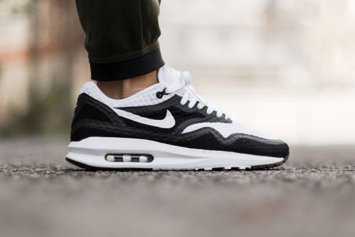 Nike Air Max Lunar1 Breeze White/Black