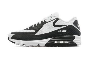 Nike Air Max Lunar90 Breeze Black/White