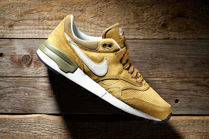 "Nike Air Odyssey Leather ""Golden Tan"""