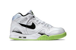 "Nike Air Tech Challenge II ""Liquid Lime"""