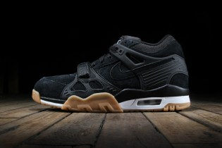 Nike Air Trainer 3 Black/Gum