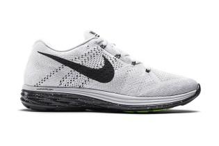 Nike Flyknit Lunar 3 White/Black