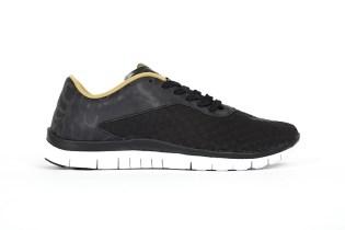 "Nike Free Hypervenom Low FC ""Black & Gold"""