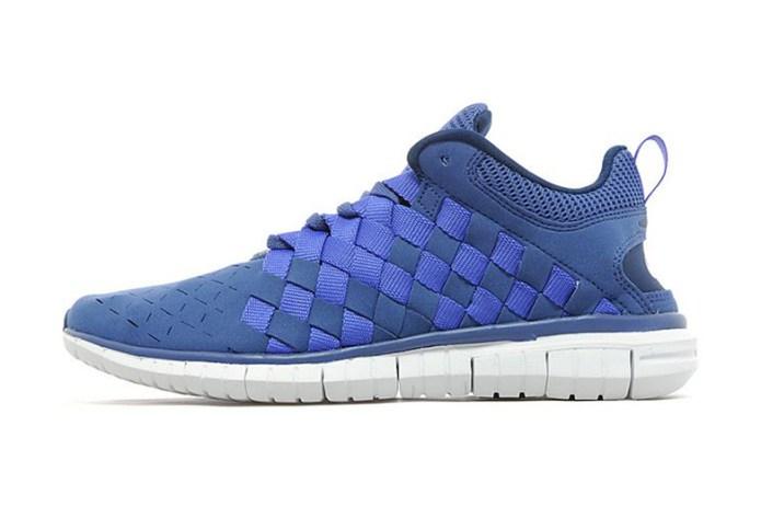 """Nike Free OG '14 Woven """"Blue"""""""
