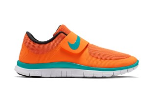 "Nike Free Socfly ""Bright Citrus"""