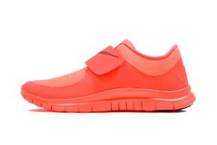 Nike Free Socfly SD Bright Crimson/University Red