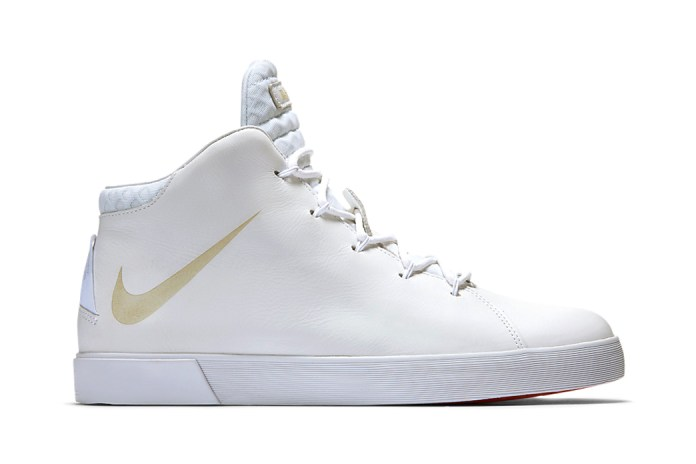 "Nike LeBron 12 NSW Lifestyle ""White"""