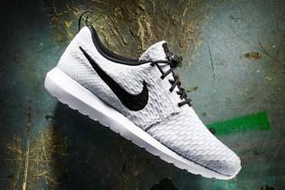 Nike Roshe NM White/Black–Wolf Grey–Pure Platinum