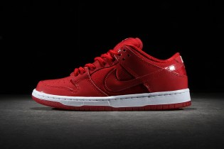 "Nike SB Dunk Low Pro ""Varsity Red"""