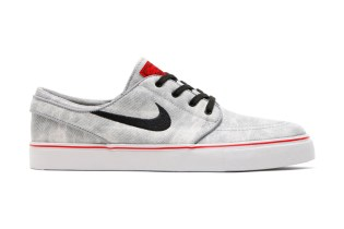 "Nike SB Zoom Stefan Janoski CNVS PRM QS ""Wolf Grey"""
