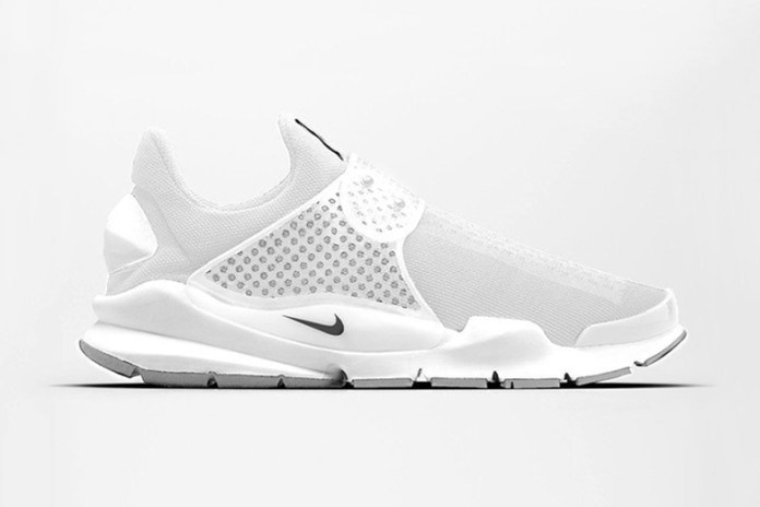 "Nike Sock Dart ""Triple White"""